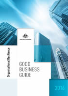 Cover image for Good Business Guide.
