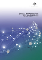 Cover image for Critical Infrastructure Resilience Strategy.