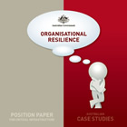 Cover image for Organisational Resilience: A position paper for critical infrastructure.