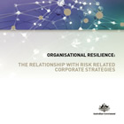 Cover image for Organisational Resilience: the relationship with risk related corporate strategies.